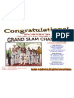 Pavia Taekwondo Team