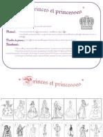Jeu Aspect Cardinal Princes Et Princesses