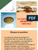 Projet La Gestion Du Risque de Change