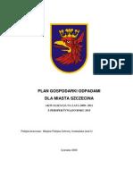 Plan Gospodarki Odpadami Czerwiec09