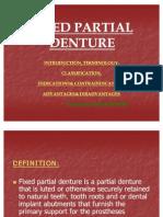 Fixed Partial Denture 1