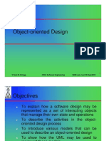 Oobject Oriented Design