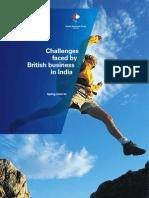 British Business India 2011