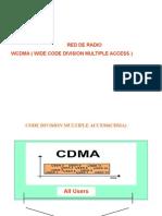 Interfaz de Aire (WCDMA) A