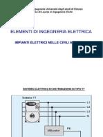 Lezione Impianti Elettrici Edifici Civili