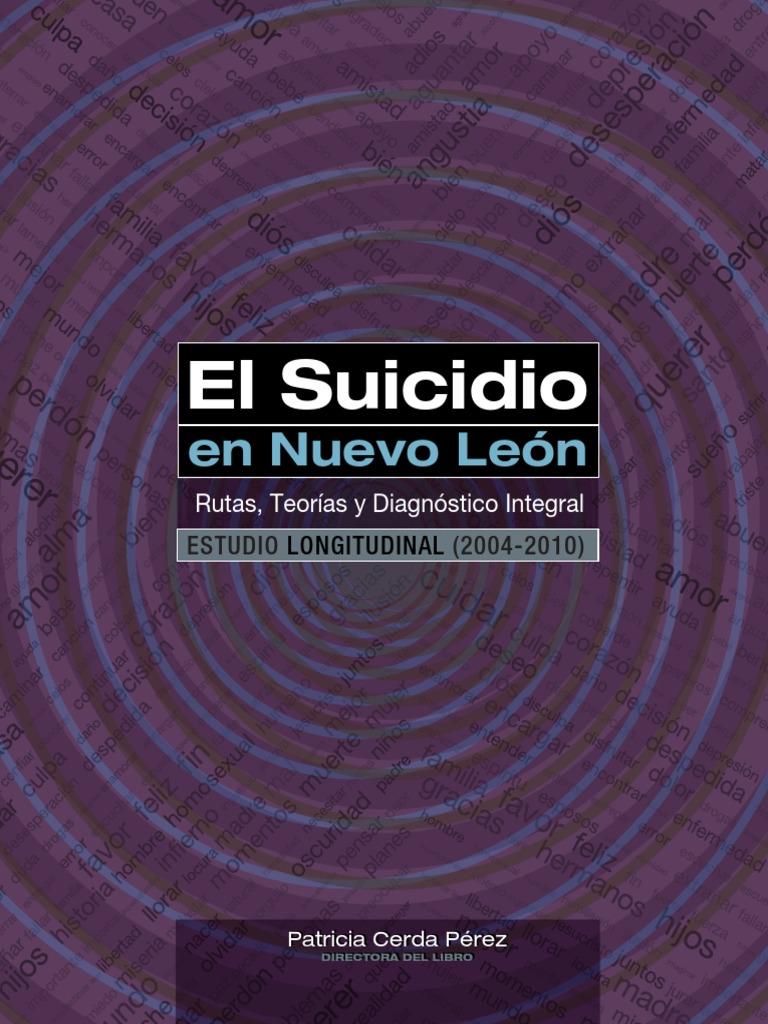 El Suicidio en Nuevo Le³n Suicidio