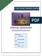 Fauji Fertilizer Co[1]. Ltd Aruba Khan