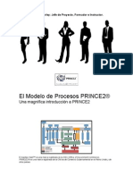 """The PRINCE2 Process Model"""