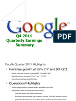 2011Q4 Google Earnings Slides