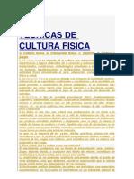cultura fisisca