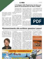 Premio Lazzari Cronaca