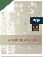 Awards Program 2011