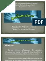Osteomelitis AAO