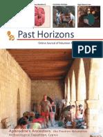 Past Horizons Issue 5  November 2008