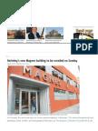 Berkeleyside-Berkeley's new Magnes building to be unveiled on Sunday