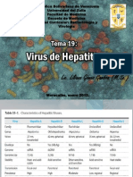 TEMA 19 Virus de Hepatitis
