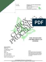 Biox O2 Procedimentos