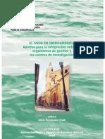 El Agua en Iberoamerica