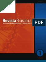 revista brasileira da educação profissional e tecnologica