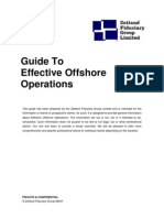 Effective Offshore Operations
