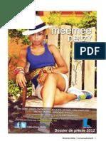 Meemee Nelzy - DP 2012 (french)