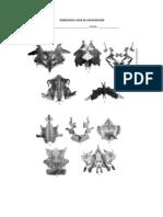 Rorschach Hoja de Localizacion