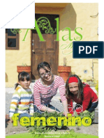 revista Alas Mujeres enero 2012