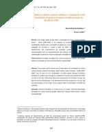 Espaços de sociabilidades - a atuacao da SCABI - Revista FAP 2011 (Alan Medeiros - Alvaro Carlini)