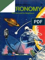 Astronomy - A Golden Exploring Earth Book