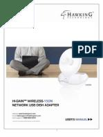 Manual HWDN2