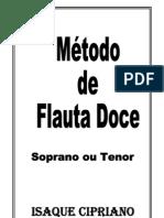 Curso de Flauta Soprano Ou Tenor