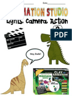 claymation studio packet