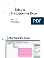 Building a Histogram in Excel