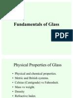 Fundamental of Glass