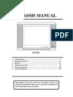 M123SP Service Manual