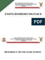 AULA 1 MÉTODOS E TÉCNICAS DE ENSINO
