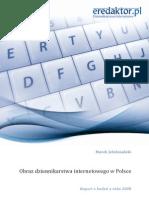 Dziennikarstwo internetowe w Polsce