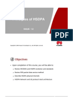 11 Principles of HSDPA