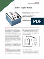 Vacuum Interrupter