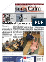 Morning Calm Weekly Newspaper - 20 January 2012