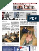Morning Calm Weekly Newspaper - 20 January 2012