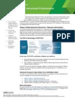VCAP DCA Program Overview