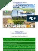 2do Decadal Enero 2012-Pando, Beni, La Paz- S. Borja, Reyes, Rurrenabaque, Cobija, Riberalta,…., Trinidad
