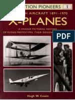 Aviation Pioneers 01 - X-Planes[Ospey Aviation Pioneers 01]