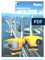 Catalogo DL-102 Topcon