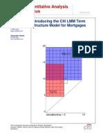 Yieldbook Lmm Term Model