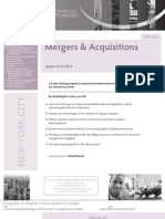 Mergers & Acquisitions - New York City