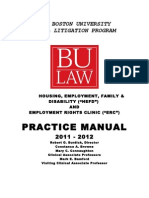 2011-2012 Practice Manual