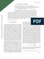 """Artyom V. Yurov, Prado Martın Moruno and Pedro F. Gonzalez-Dıaz- New """"Bigs"""" in cosmology"""