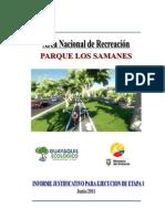 Parque Los Samanes